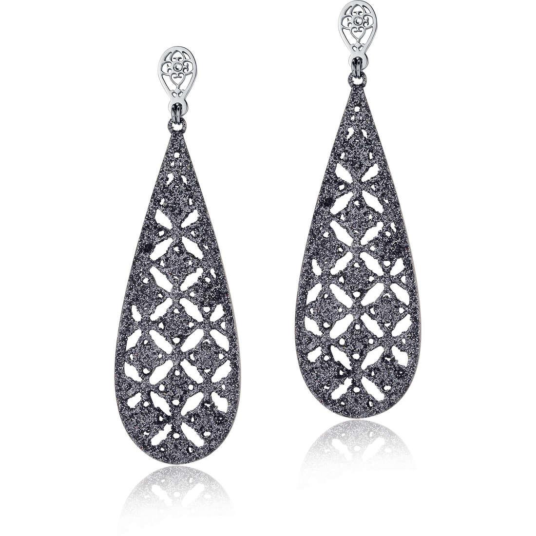 boucles d'oreille femme bijoux Luca Barra Peggy LBOK701