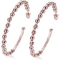 boucles d'oreille femme bijoux Luca Barra Pretty Moment LBOK861