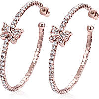 boucles d'oreille femme bijoux Luca Barra Pretty Moment LBOK863