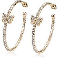 boucles d'oreille femme bijoux Luca Barra Pretty Moment LBOK864