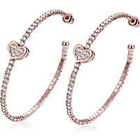 boucles d'oreille femme bijoux Luca Barra Pretty Moment LBOK866