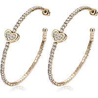 boucles d'oreille femme bijoux Luca Barra Pretty Moment LBOK867