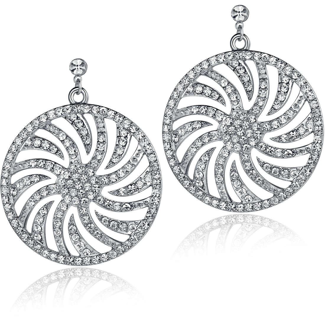 boucles d'oreille femme bijoux Luca Barra Rachel LBOK725