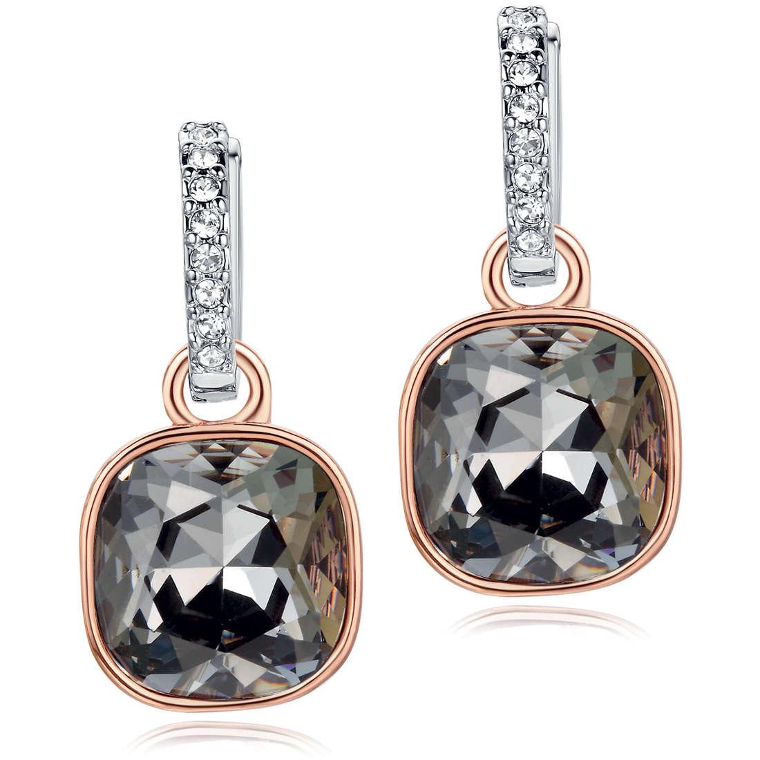 boucles d'oreille femme bijoux Luca Barra Sheila LBOK742