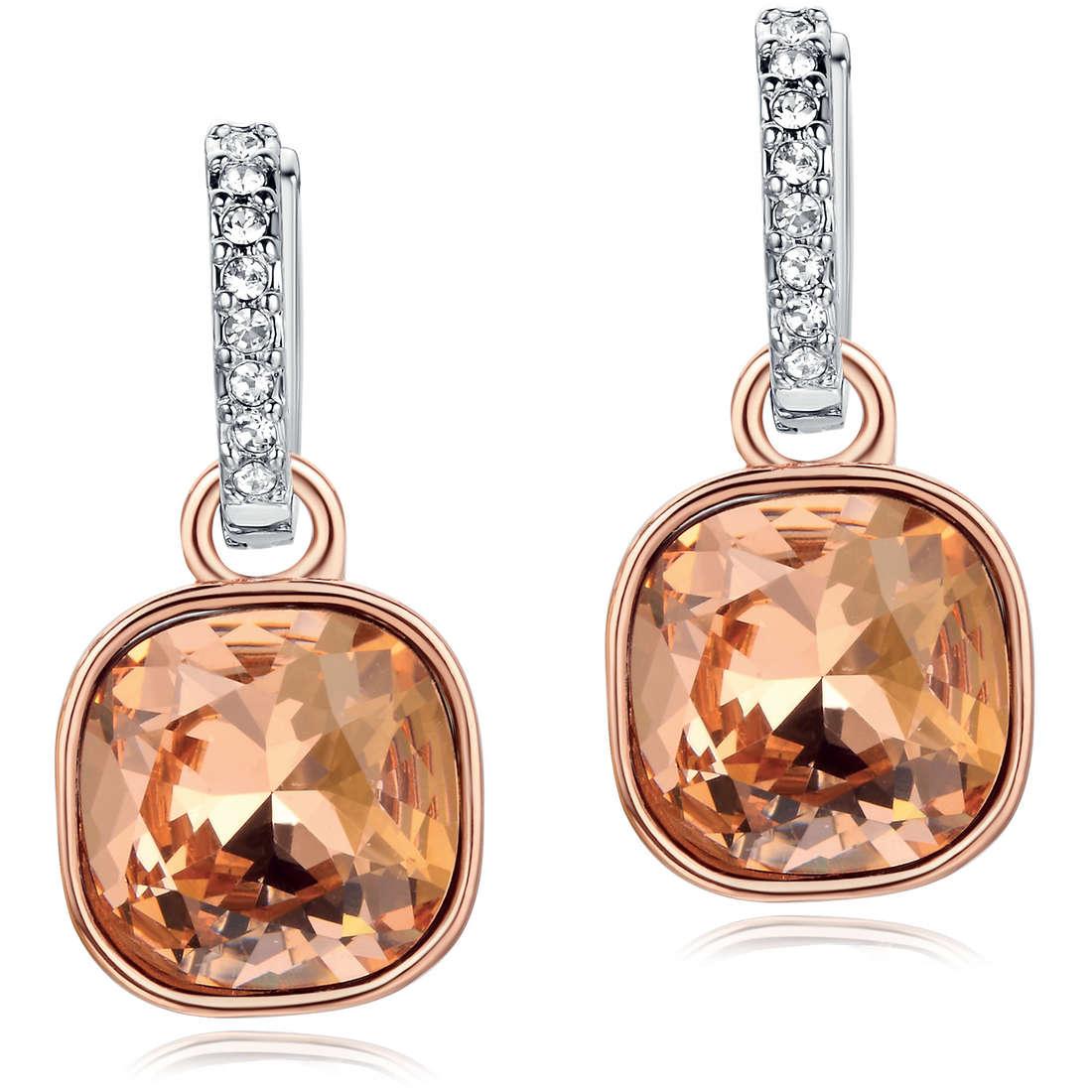 boucles d'oreille femme bijoux Luca Barra Sheila LBOK744