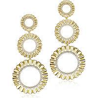 boucles d'oreille femme bijoux Luca Barra Spirit LBOK846