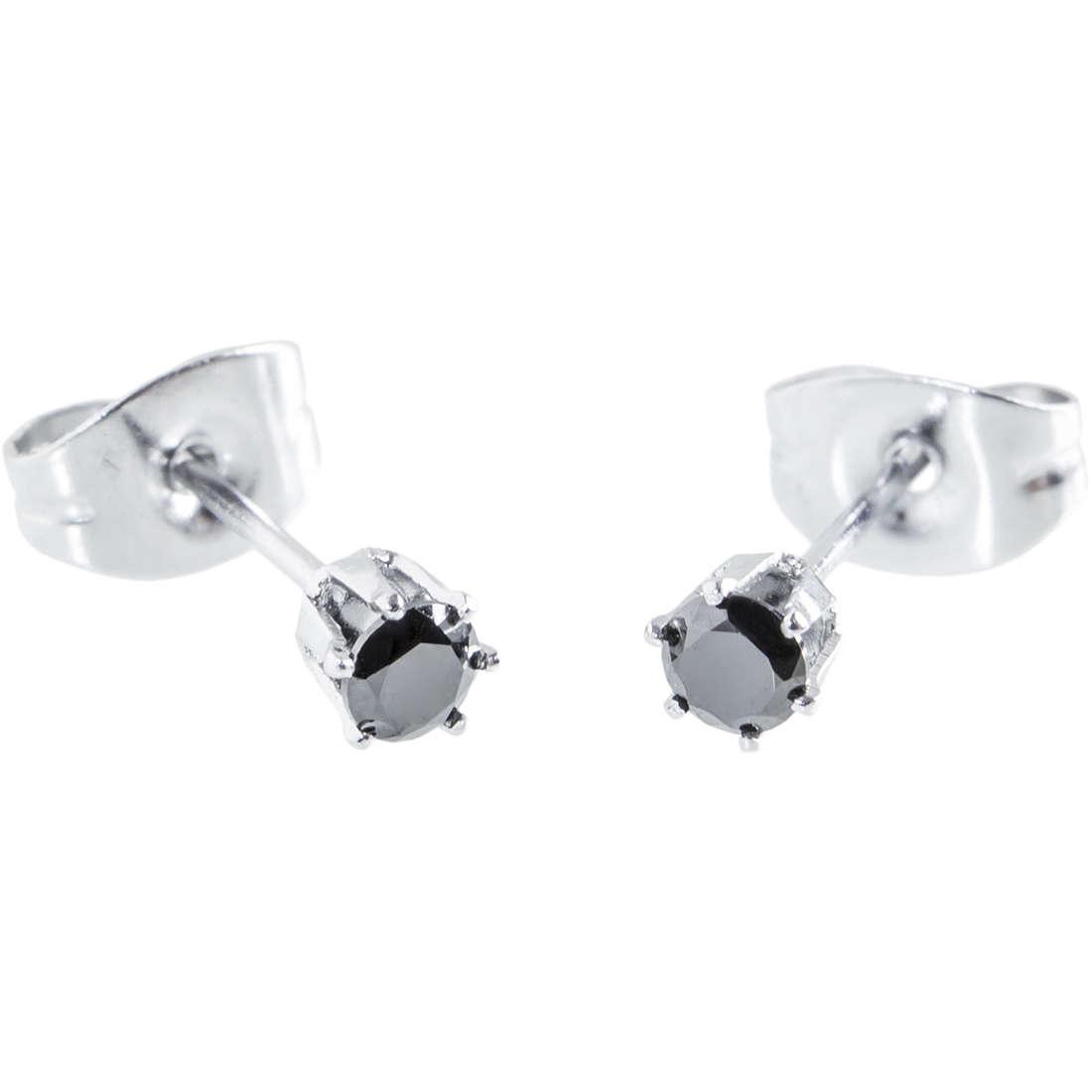 boucles d'oreille femme bijoux Marlù Riflessi 5OR0041N-3