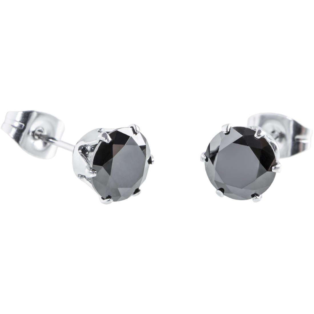 boucles d'oreille femme bijoux Marlù Riflessi 5OR0041N-7