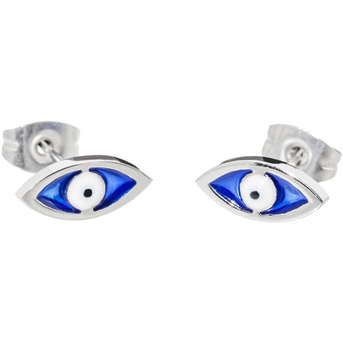 boucles d'oreille femme bijoux Marlù Segni 14OR019