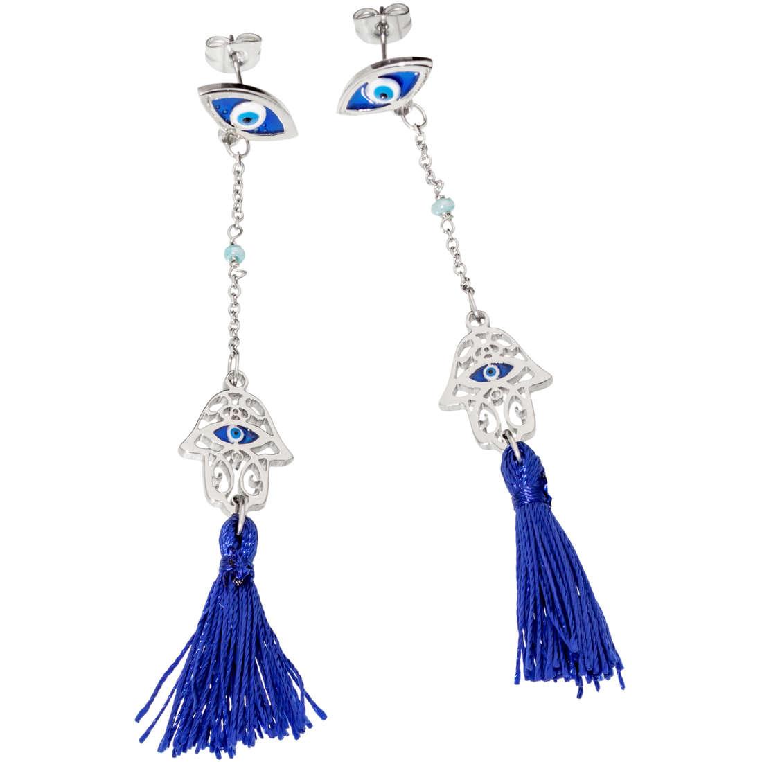 boucles d'oreille femme bijoux Marlù Segni 14OR020