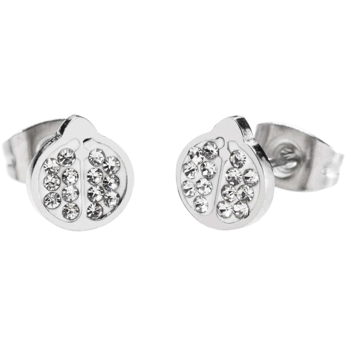 boucles d'oreille femme bijoux Marlù Time To 18OR026