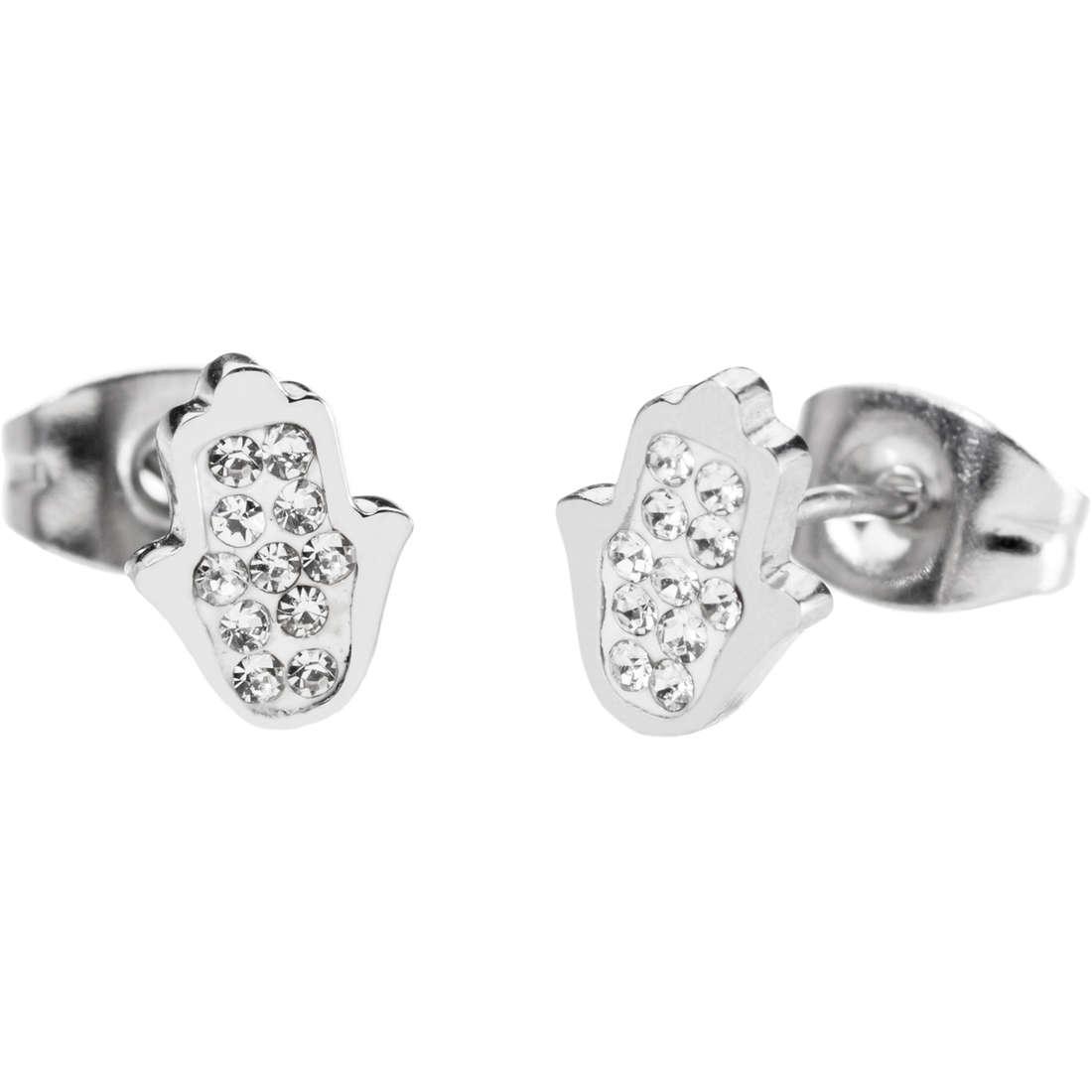 boucles d'oreille femme bijoux Marlù Time To 18OR029