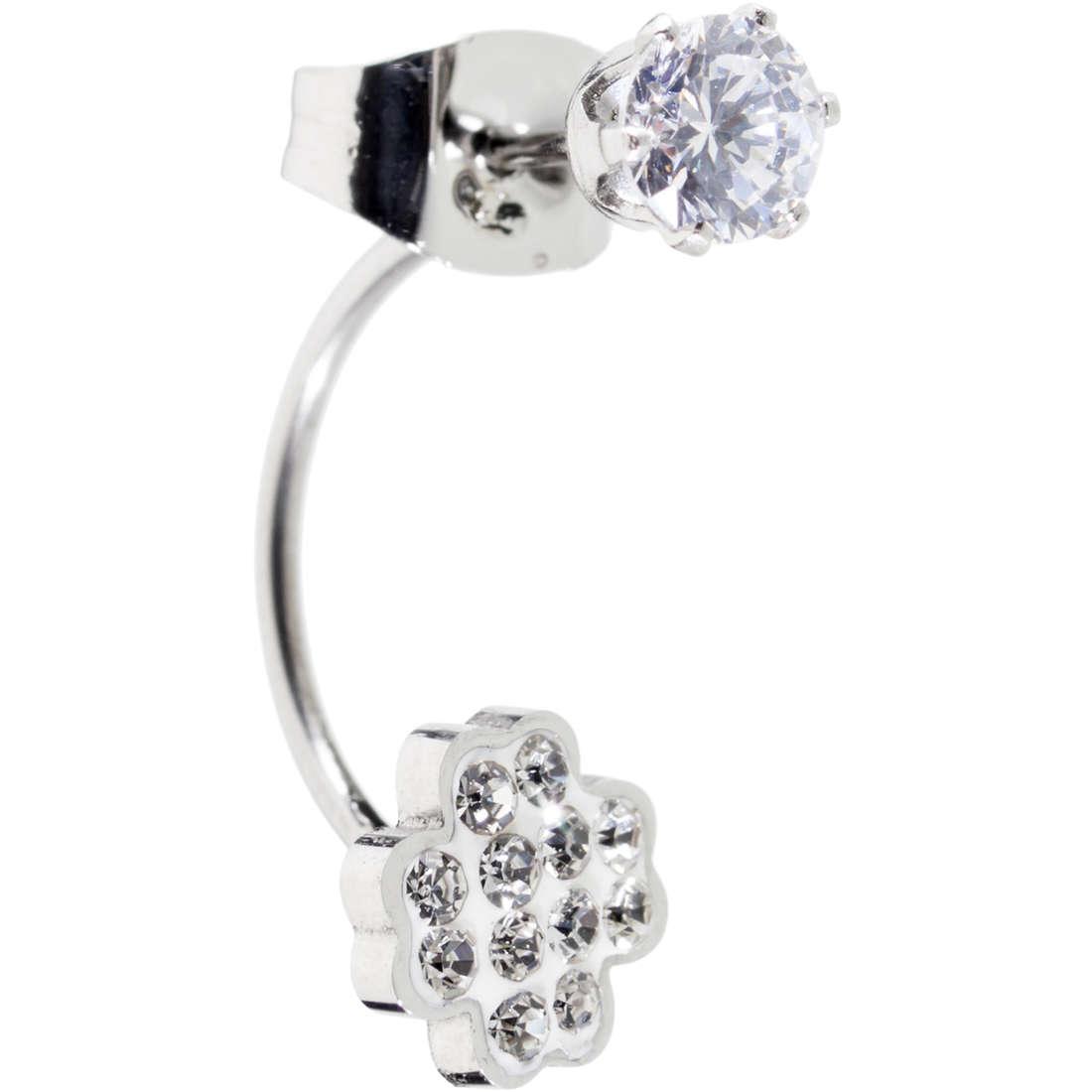 boucles d'oreille femme bijoux Marlù Time To 18OR033