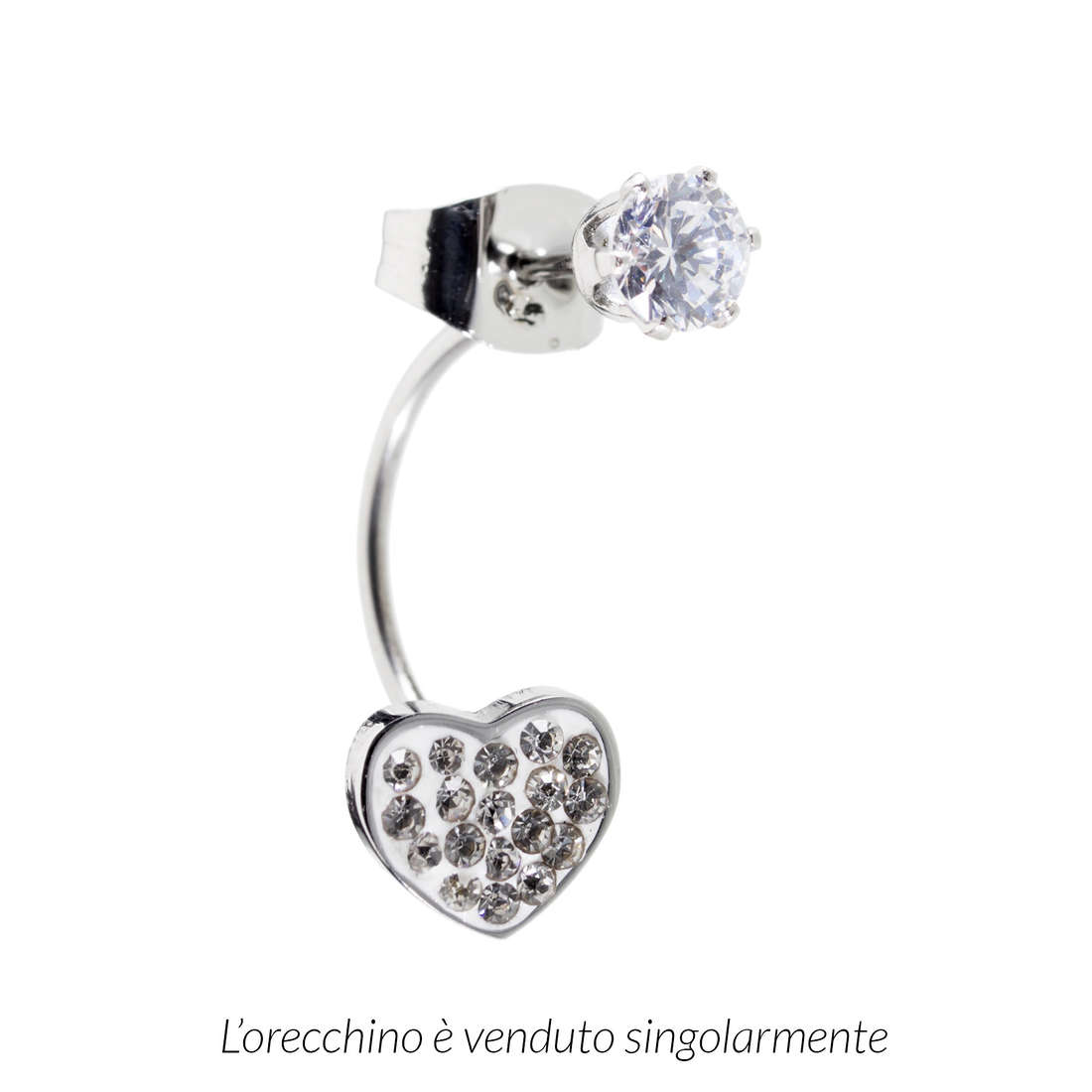 boucles d'oreille femme bijoux Marlù Time To 18OR038