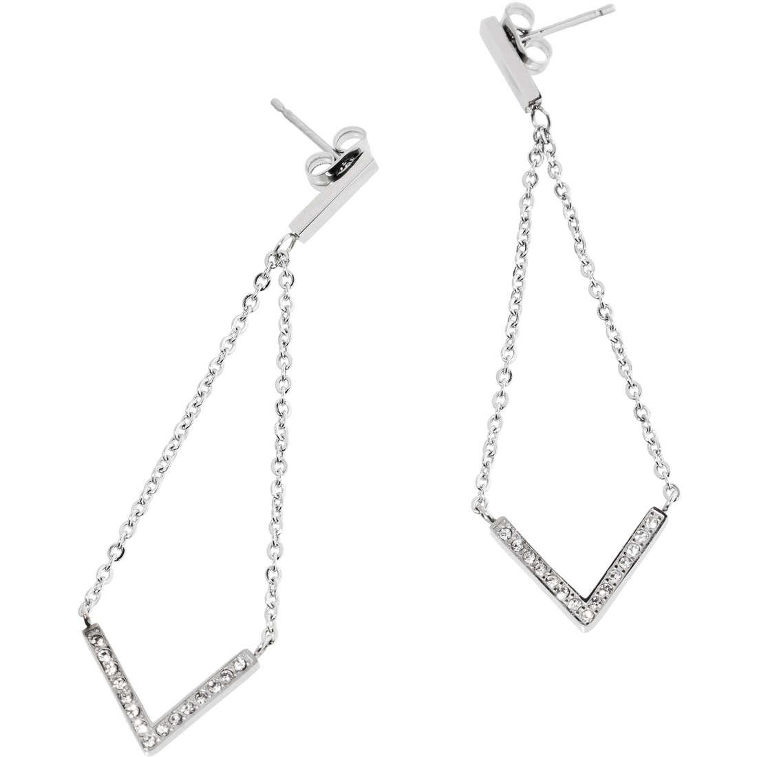 boucles d'oreille femme bijoux Marlù Woman Chic 2OR0037