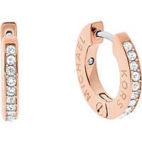 boucles d'oreille femme bijoux Michael Kors Iconic MKJ6367791