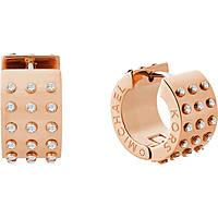 boucles d'oreille femme bijoux Michael Kors Iconic MKJ6566791