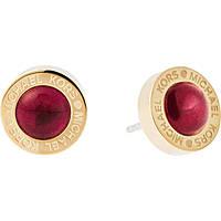 boucles d'oreille femme bijoux Michael Kors Logo MKJ6218710