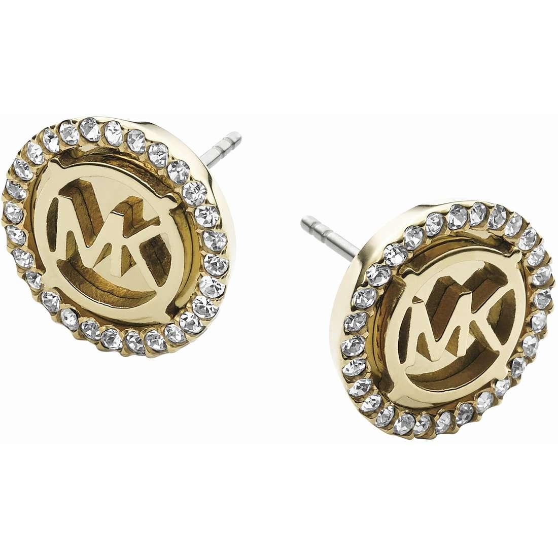 boucles d'oreille femme bijoux Michael Kors MKJ2941710