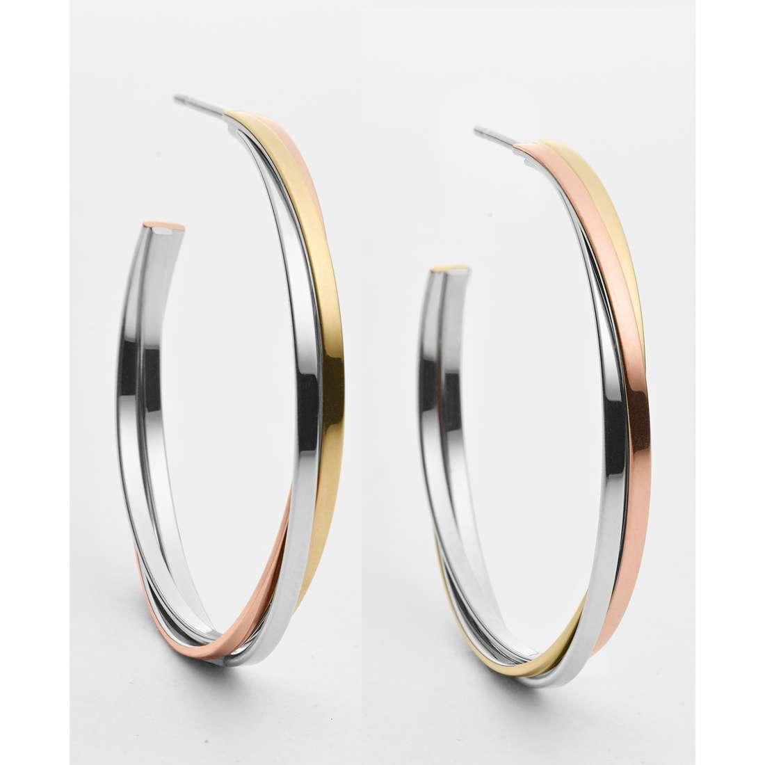boucles d'oreille femme bijoux Michael Kors MKJ3286998