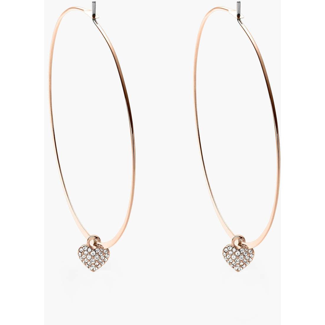 boucles d'oreille femme bijoux Michael Kors MKJ3416791