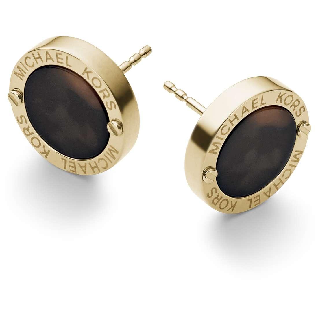 boucles d'oreille femme bijoux Michael Kors MKJ3562710