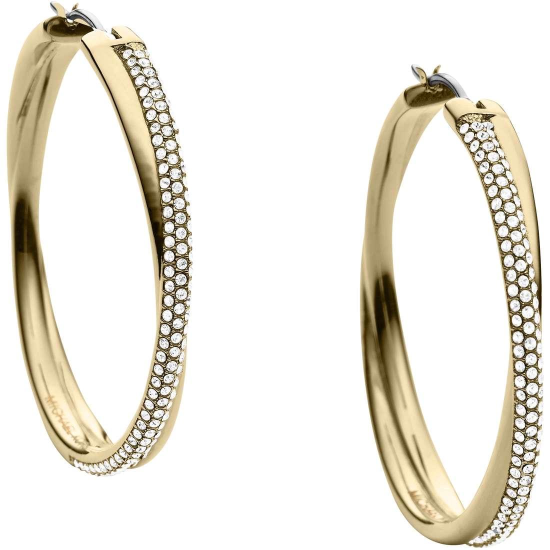 boucles d'oreille femme bijoux Michael Kors MKJ3669710