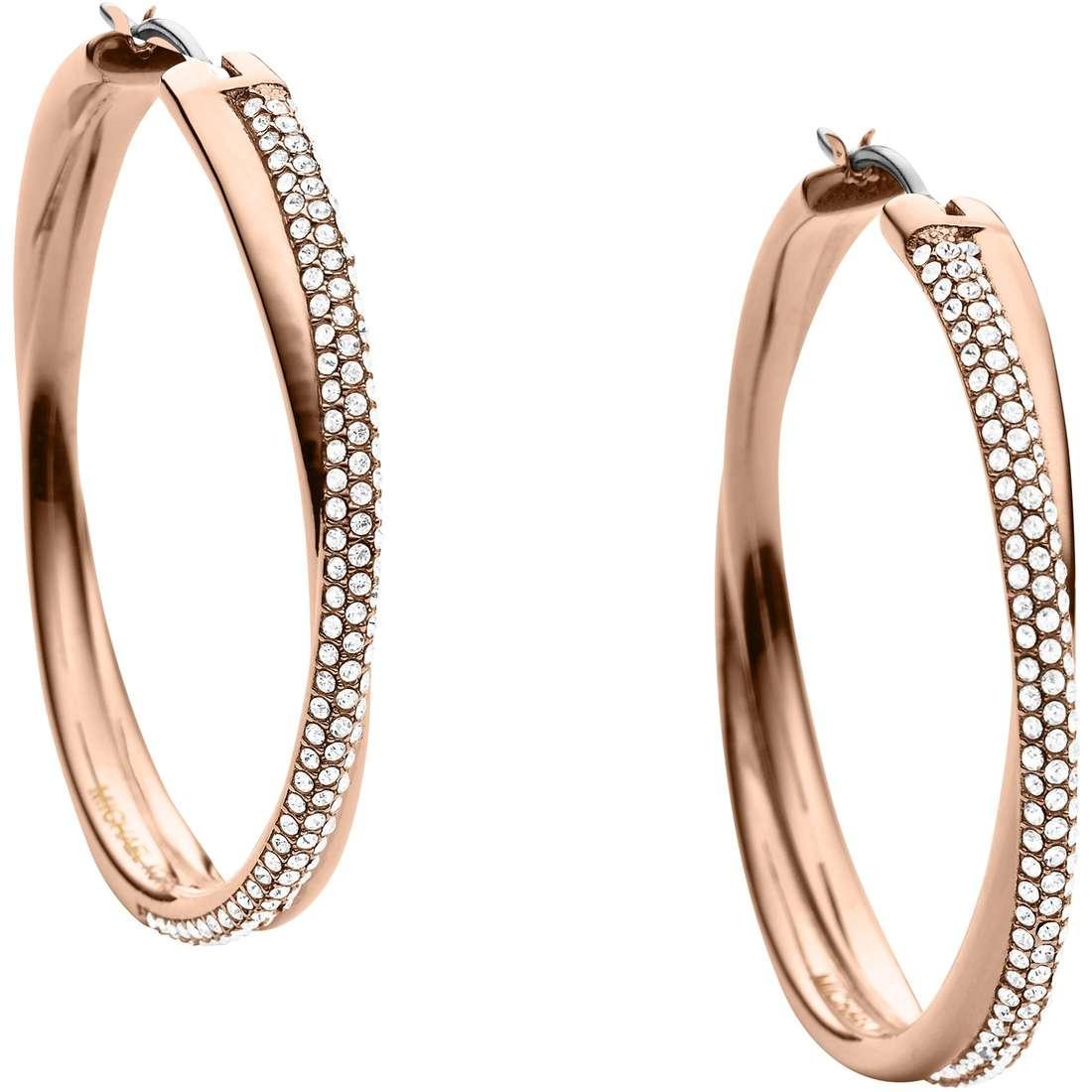 boucles d'oreille femme bijoux Michael Kors MKJ3671791