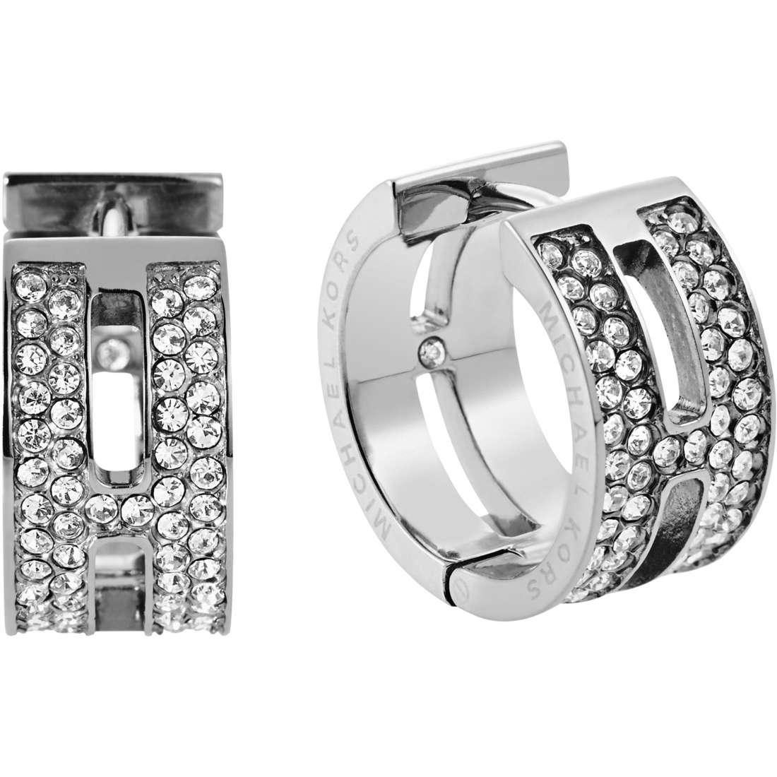 boucles d'oreille femme bijoux Michael Kors MKJ4447040