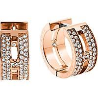 boucles d'oreille femme bijoux Michael Kors MKJ4448791