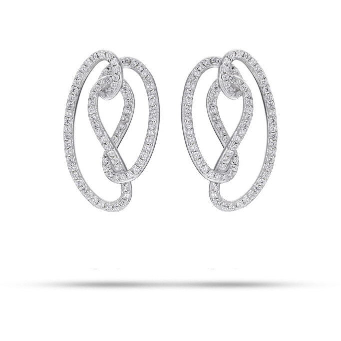 boucles d'oreille femme bijoux Morellato 1930 Michelle Hunziker SAHA09