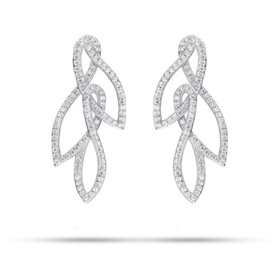 boucles d'oreille femme bijoux Morellato 1930 Michelle Hunziker SAHA11