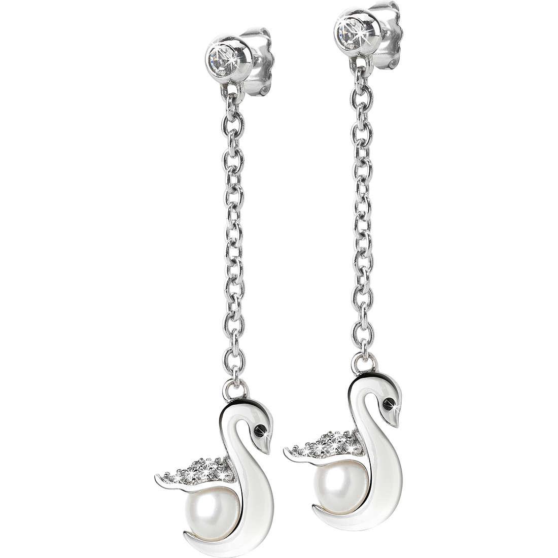 boucles d'oreille femme bijoux Morellato Animalia SKP20
