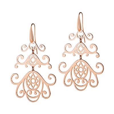 boucles d'oreille femme bijoux Morellato Arabesco SAAJ02