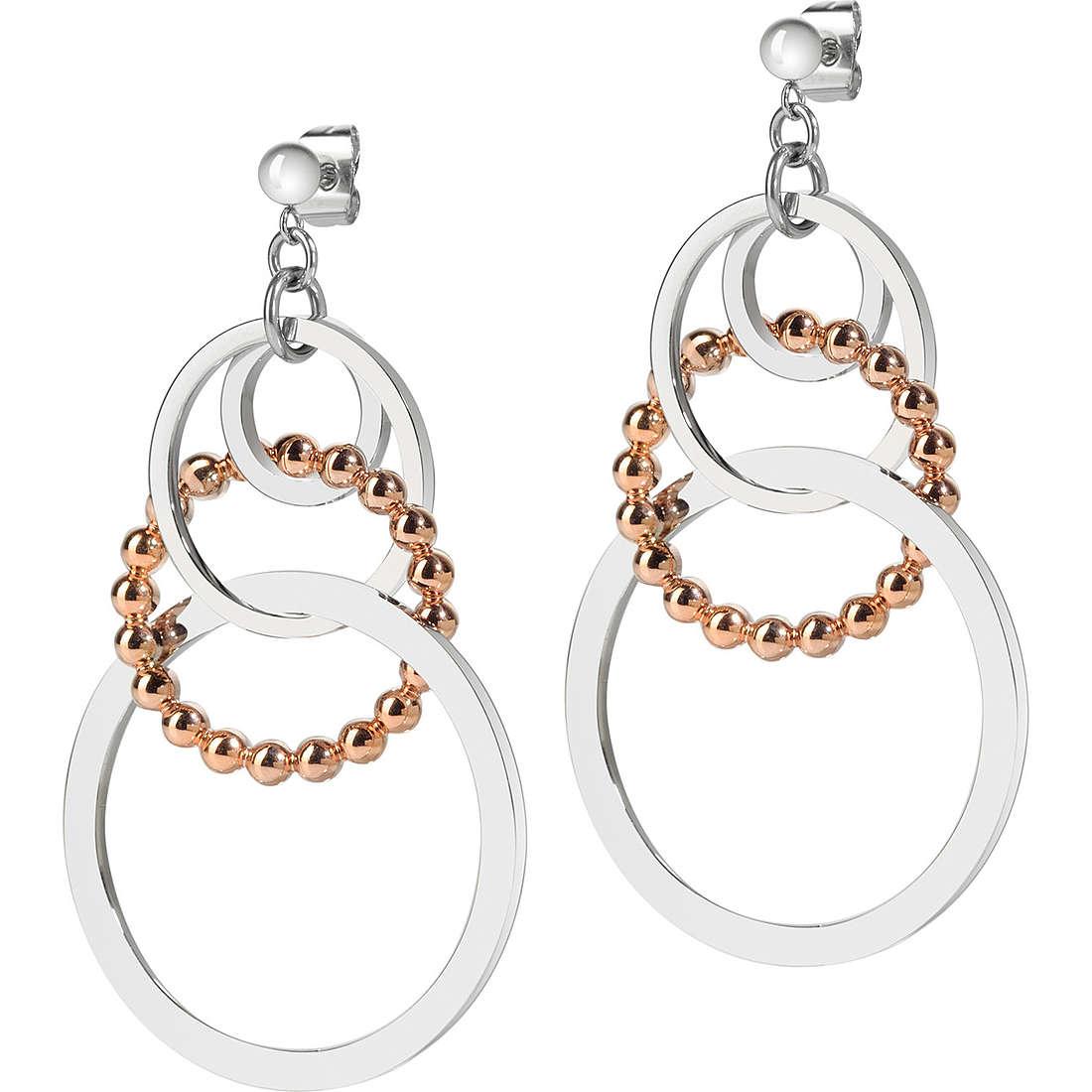 boucles d'oreille femme bijoux Morellato Bagliori SYX07