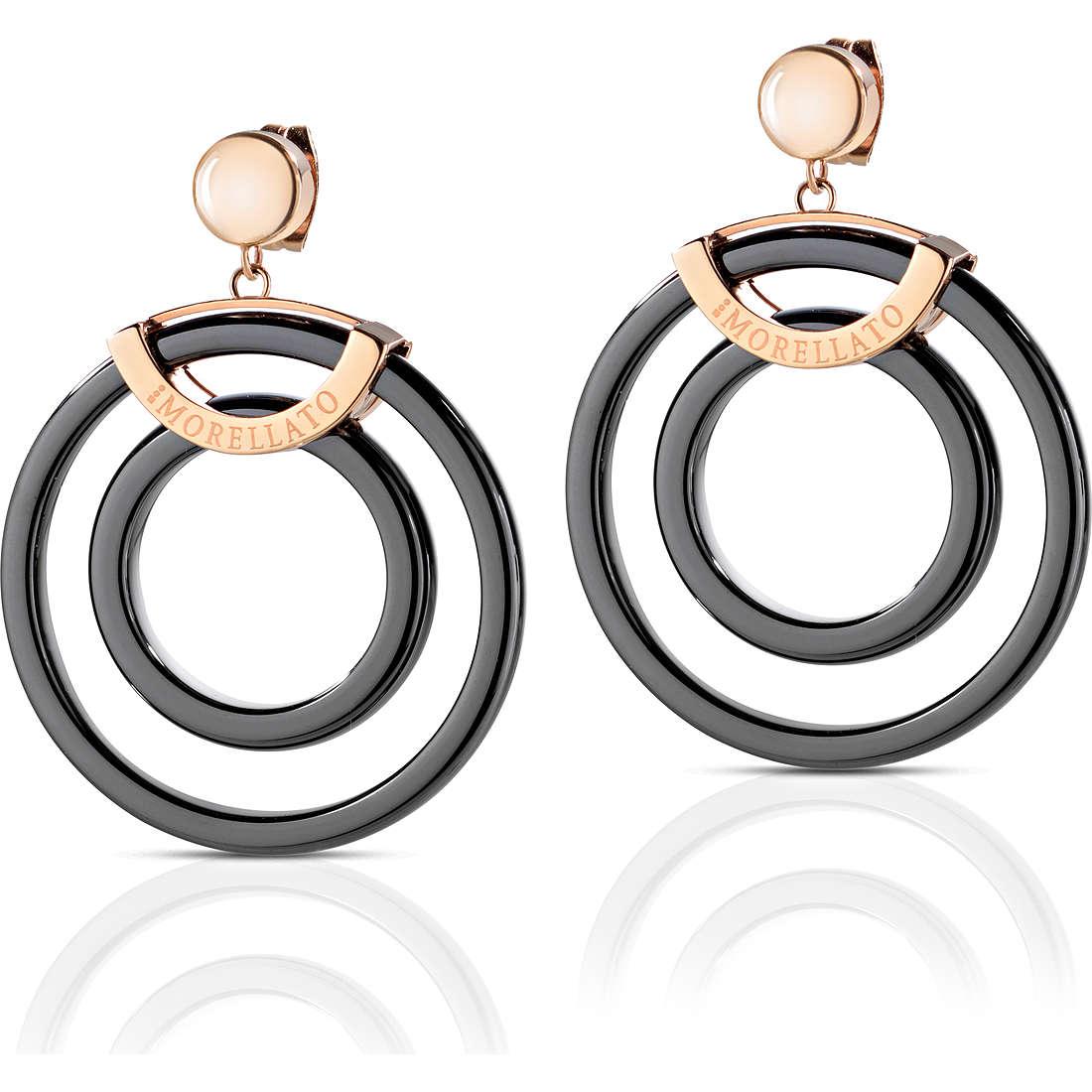 boucles d'oreille femme bijoux Morellato Ceramic SAES03