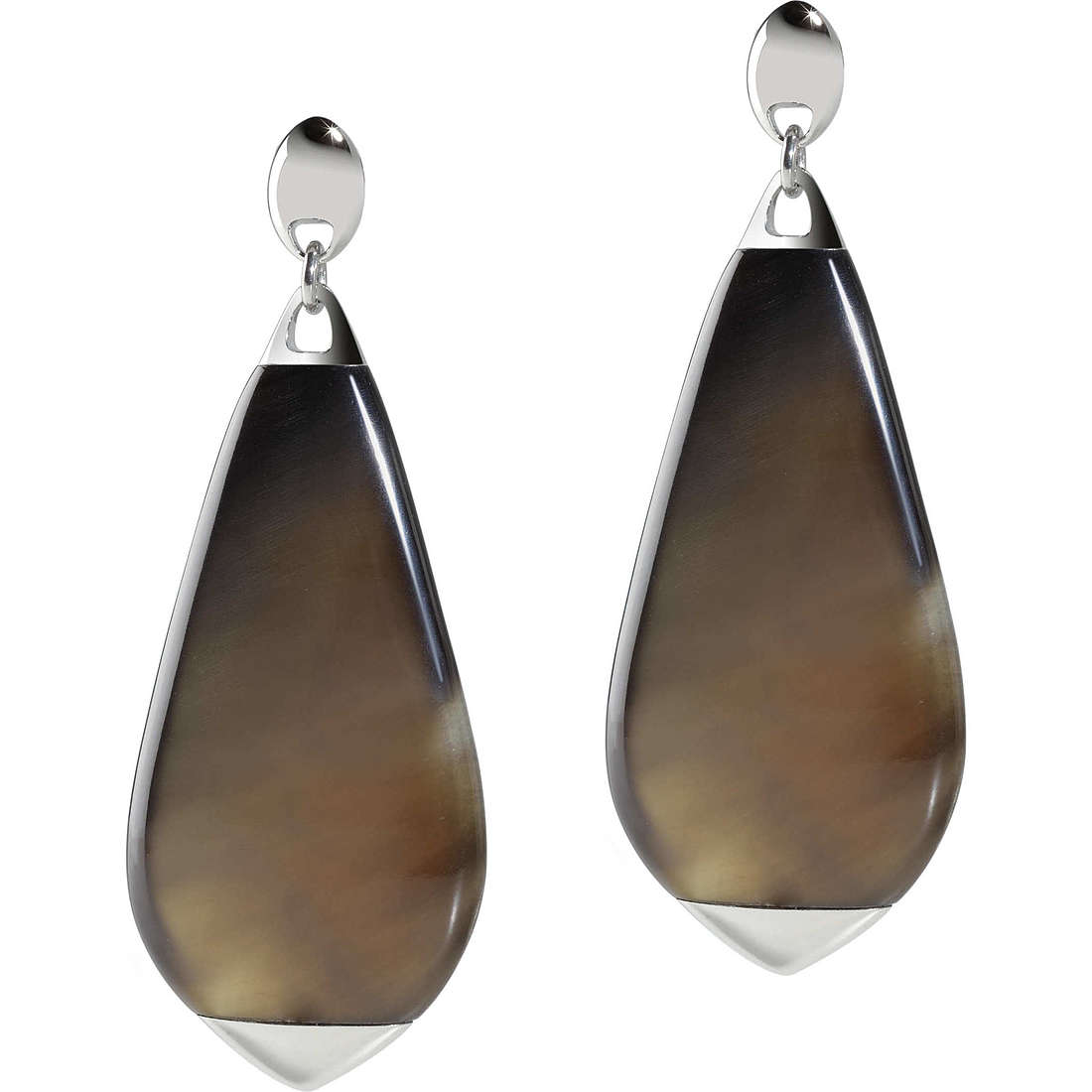 boucles d'oreille femme bijoux Morellato Corno SYU22