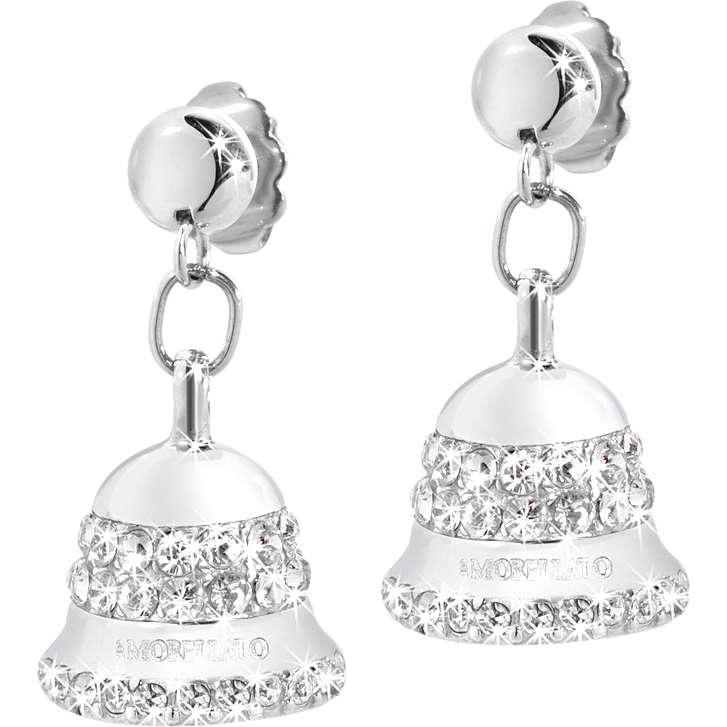 boucles d'oreille femme bijoux Morellato Din Don STI10