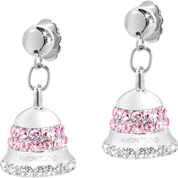 boucles d'oreille femme bijoux Morellato Din Don STI14