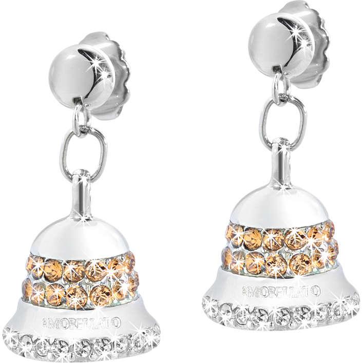 boucles d'oreille femme bijoux Morellato Din Don STI15