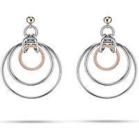 boucles d'oreille femme bijoux Morellato Essenza SAGX07