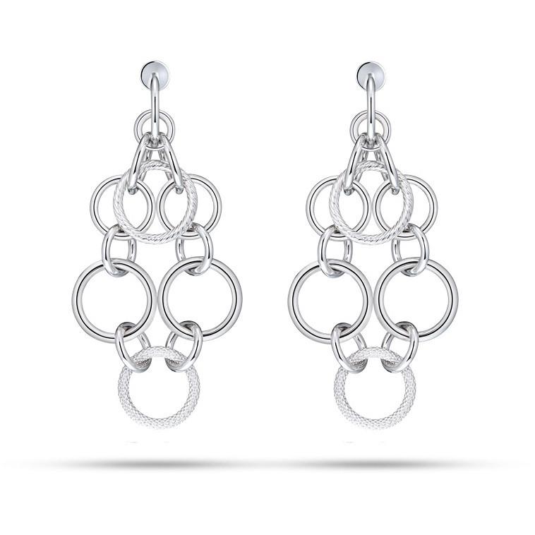 boucles d'oreille femme bijoux Morellato Essenza SAGX08