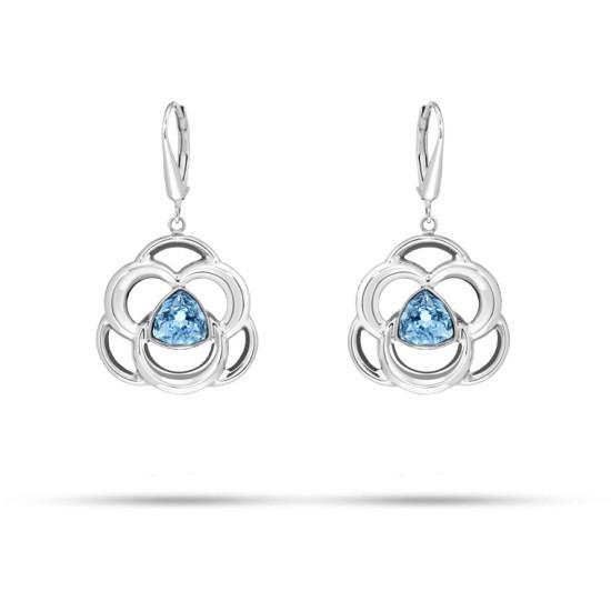 boucles d'oreille femme bijoux Morellato Fiordicielo SAGY03