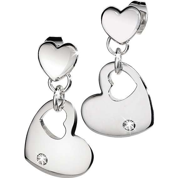 boucles d'oreille femme bijoux Morellato Forever SGG08