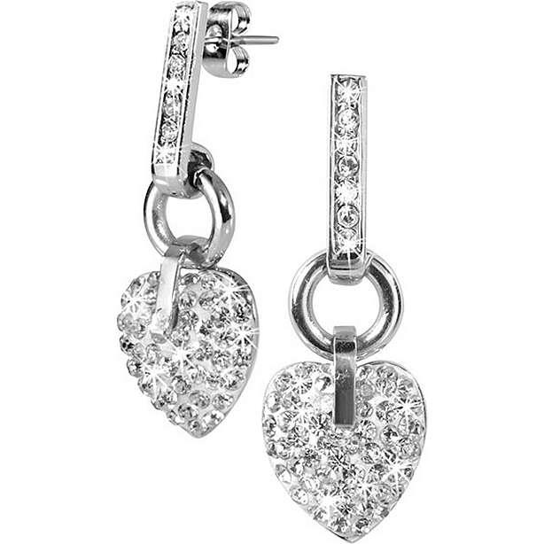 boucles d'oreille femme bijoux Morellato Heart SRN07