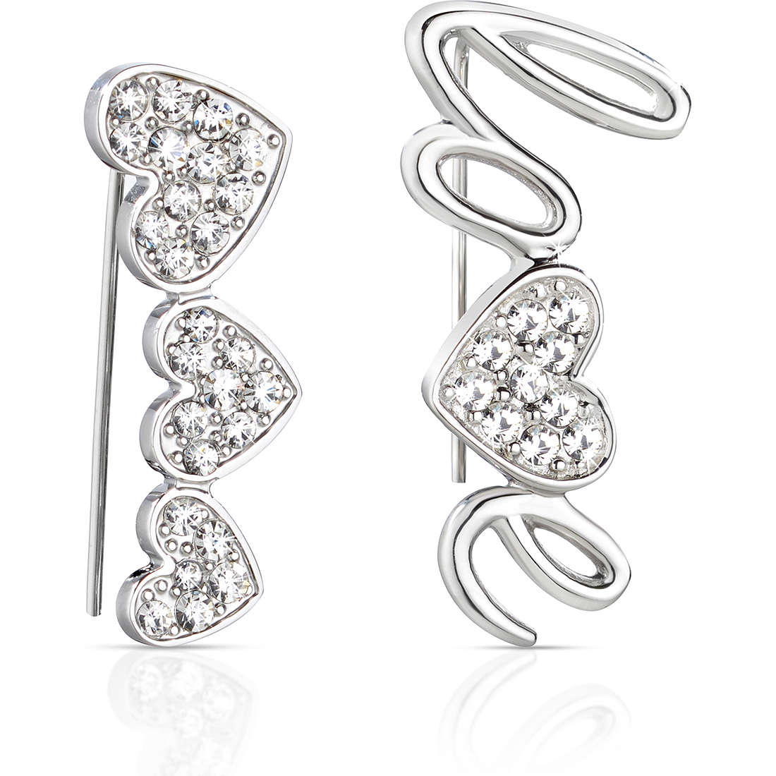 boucles d'oreille femme bijoux Morellato I-Love SAEU04