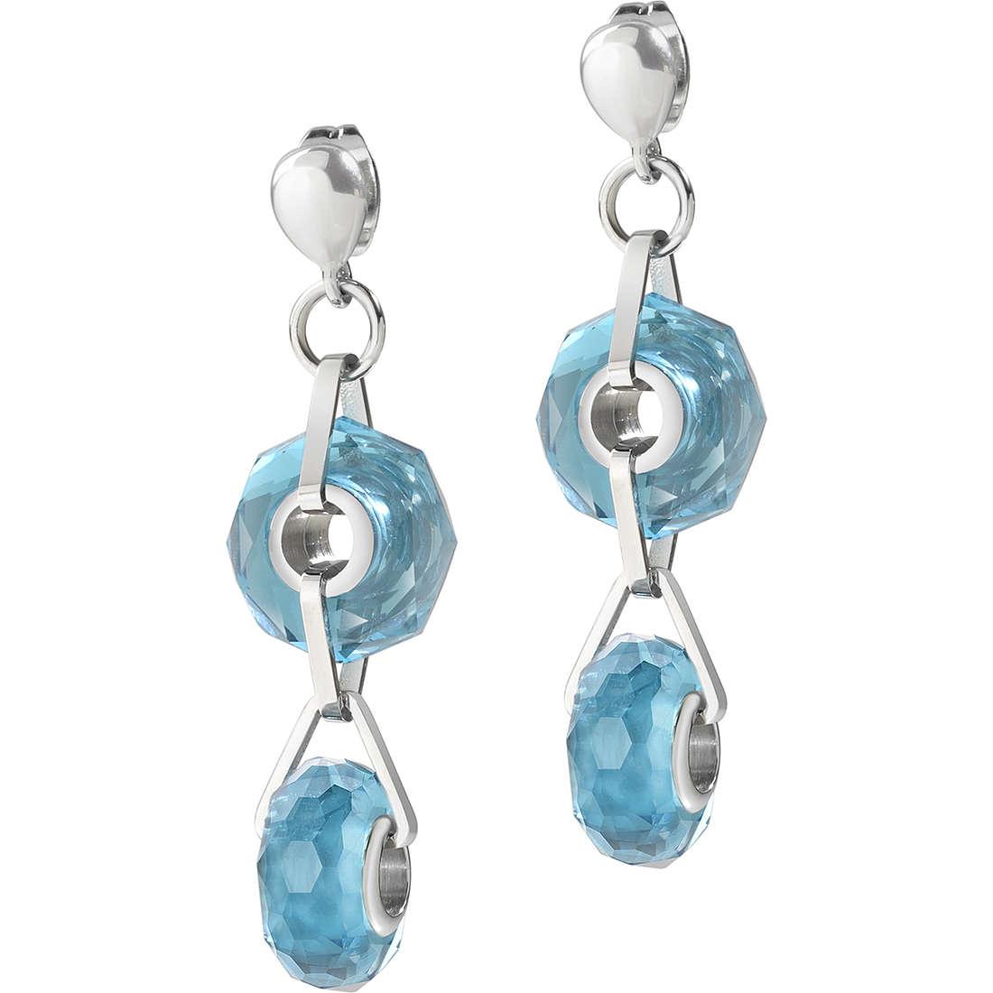 boucles d'oreille femme bijoux Morellato Incanto SABI02