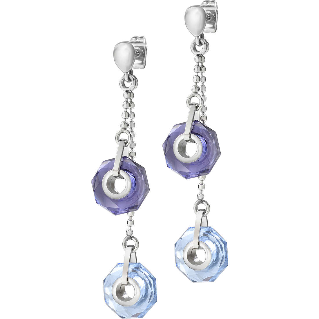 boucles d'oreille femme bijoux Morellato Incanto SABI06