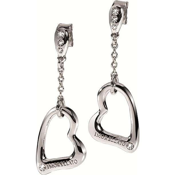 boucles d'oreille femme bijoux Morellato Love Rings SLS05