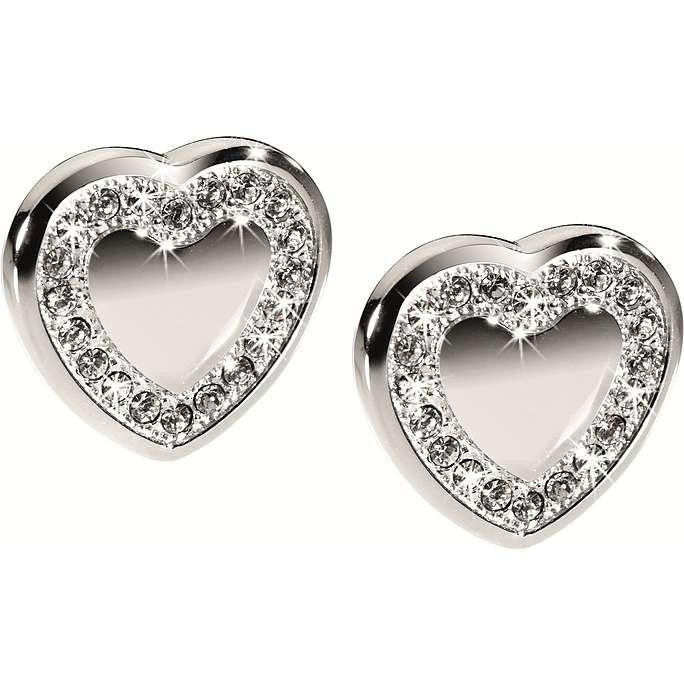 boucles d'oreille femme bijoux Morellato Lucky SMK07